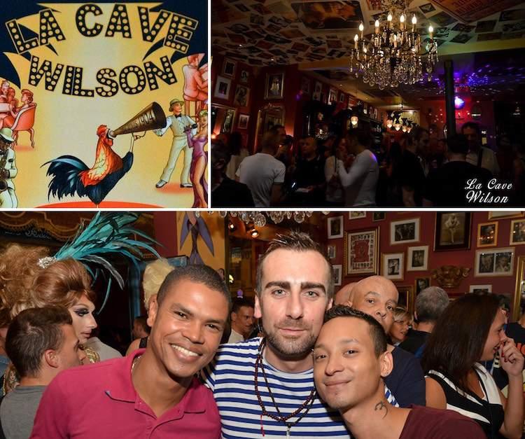 La Cave Wilson in Nice