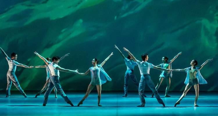 Oceana © Dominique Jaussein / Ballet Nice Méditerranée
