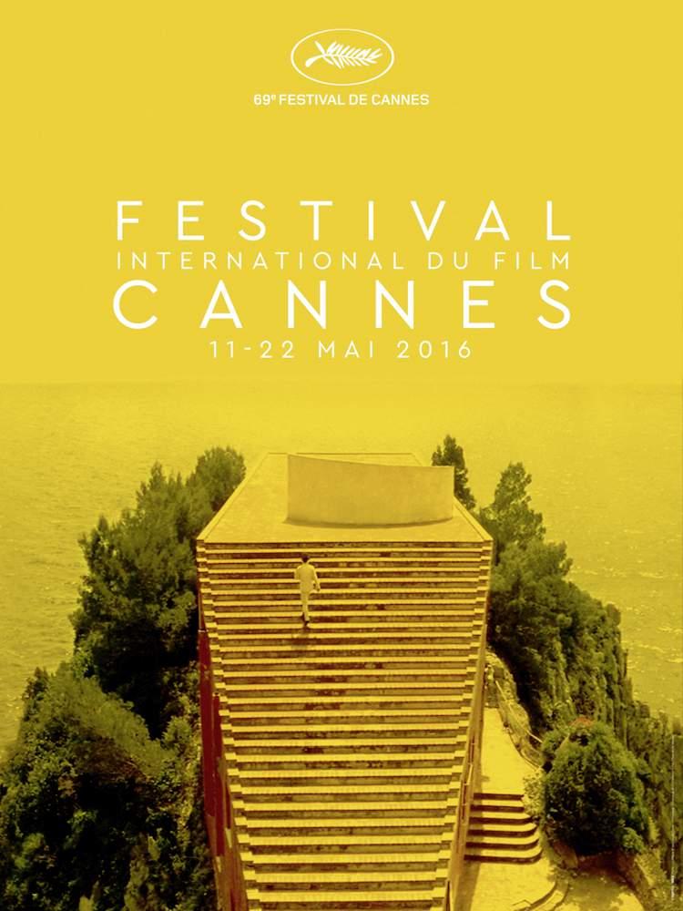 Festival de Cannes 2016 poster