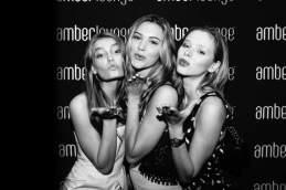 Amber Lounge F1 Fashion Show