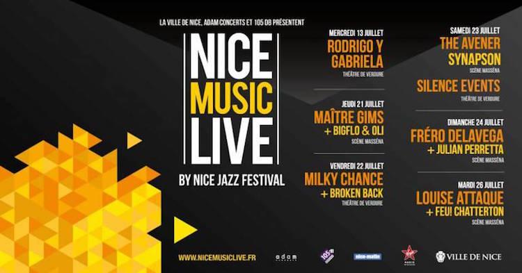 Nice Music Live 2016