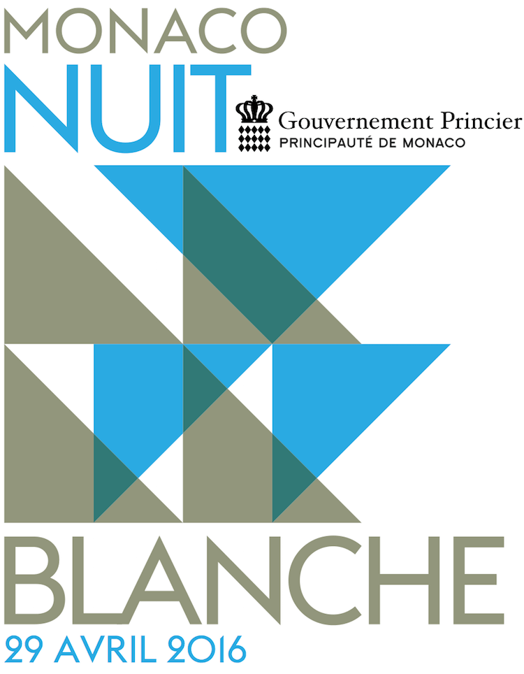 Nuit Blanche Monaco logo