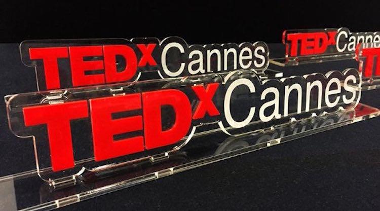 TEDx Cannes logo