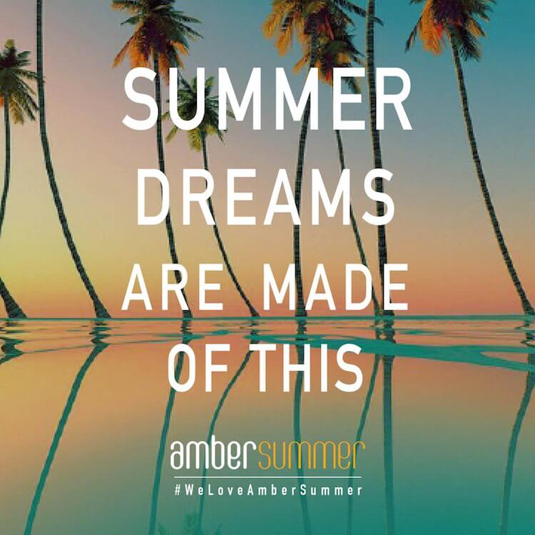 Amber Summer Dreams