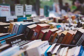 Festival du Livre - Book store by Freddie Marriage