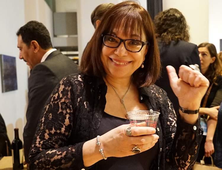 Nora Armani at SRFF16