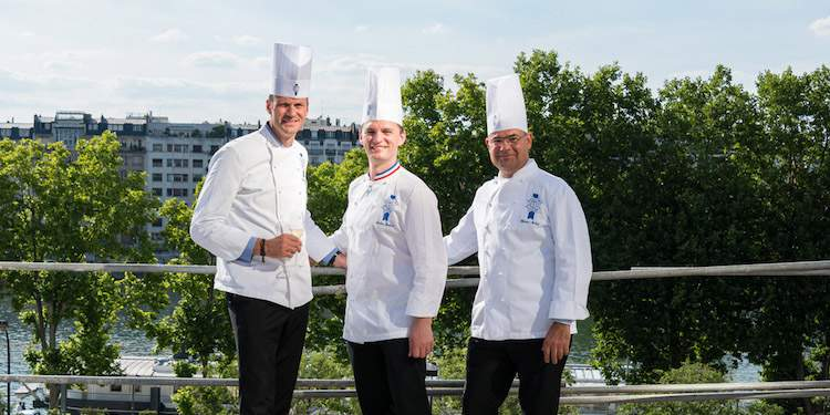 Le Cordon Bleu in Paris