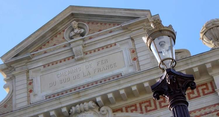 Gare du Sud in Nice