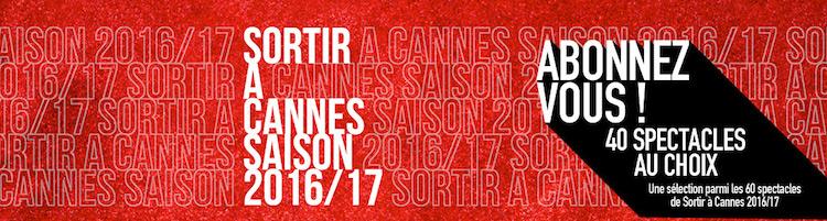 Sortir à Cannes banner