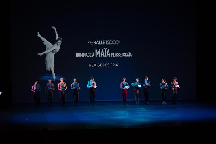 Cannes Gala Maya Plisetskaya awards