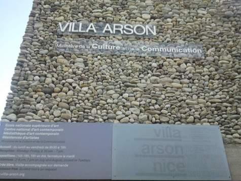 Villa Arson in Nice © RIVIERA BUZZ