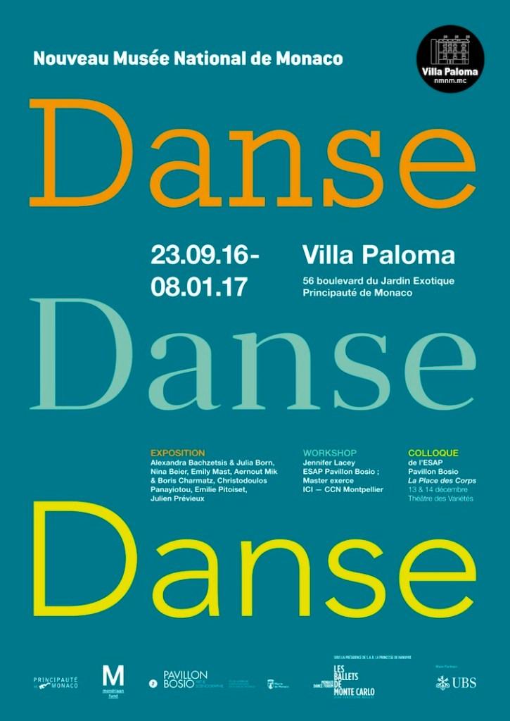 Danse Danse Danse expo in Monaco