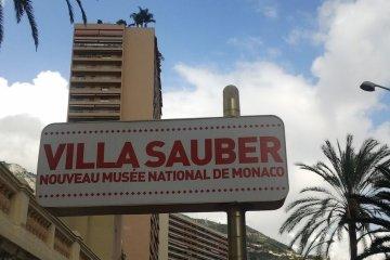 Villa Sauber in Monaco © RIVIERA BUZZ