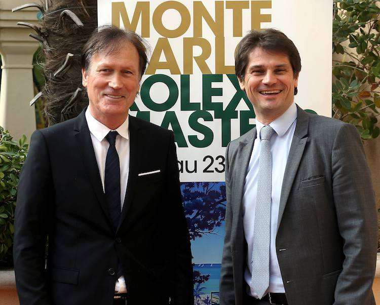 Zeljko Franulovic & Arnaud Boetsch Monte-Carlo Rolex Masters