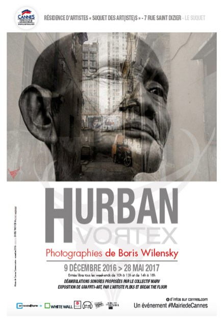 Hurban Vortex in Cannes