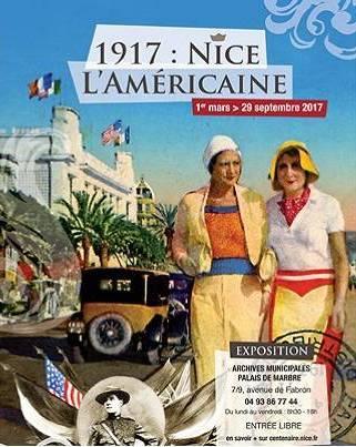 1917 Nice l'américaine expo