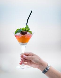 Amber Summer cocktails
