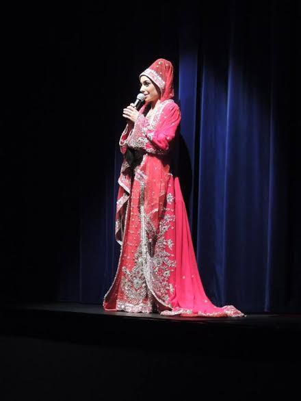 Sheherazade in Nice