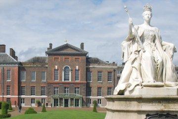 Kensington Palace via Wikimedia Commons