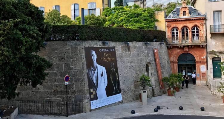 Esprit de Parfums Christian Dior in Grasse