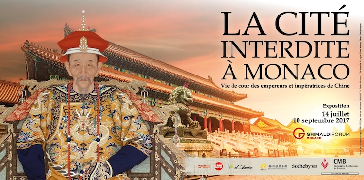 Forbidden City Monaco banner