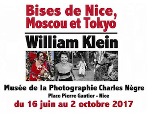 William Klein expo Nice