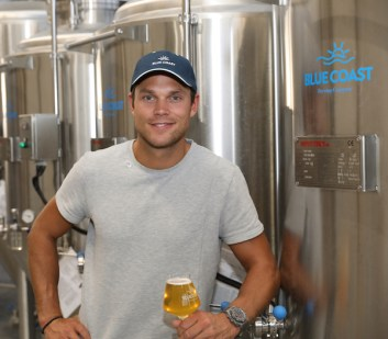 Blue Coast Brewing Company - Andreas