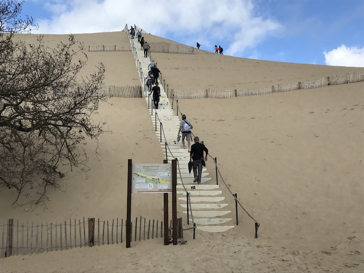 Dune de Pilat in Bordeaux