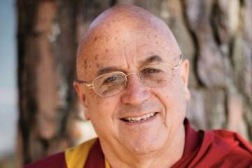Matthieu Ricard Buddhist monk