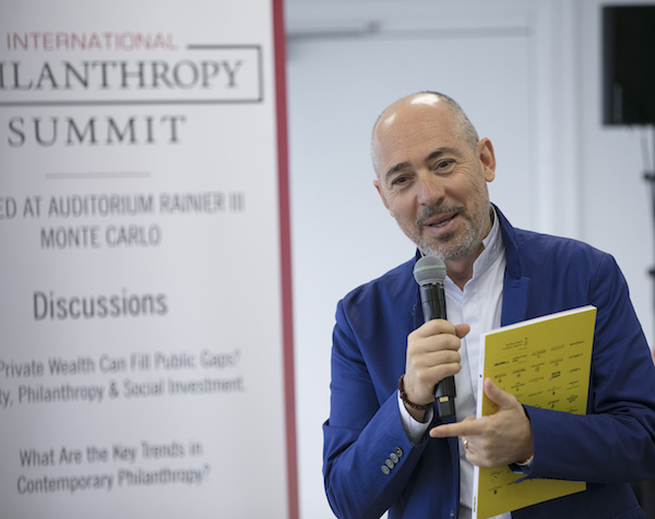 International Philanthropy Summit Monaco