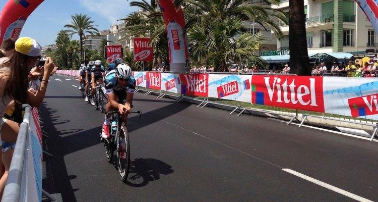 Tour de France in Nice 2013