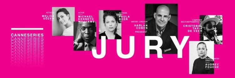 CanneSeries jury 2018
