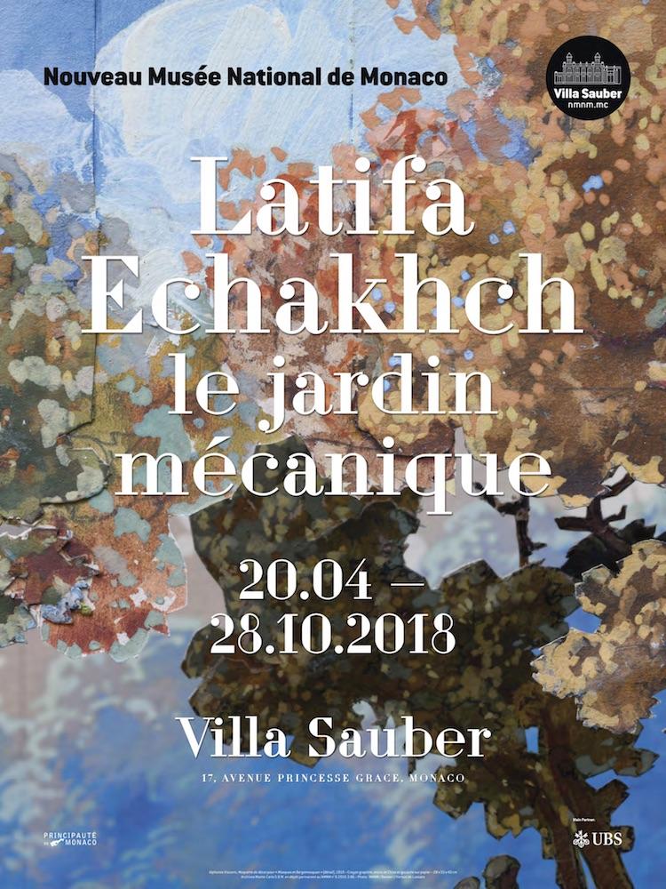 Latifa_Echakhch - le jardin mécanique