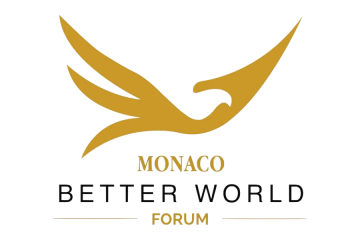 Monaco Better World Forum logo