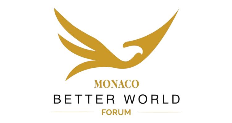 Monaco Better World Forum logo