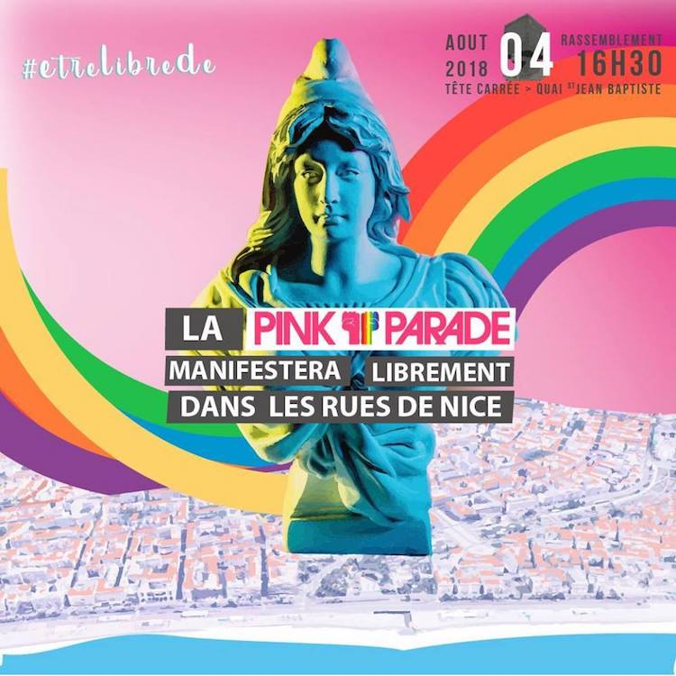 Pink Parade Nice