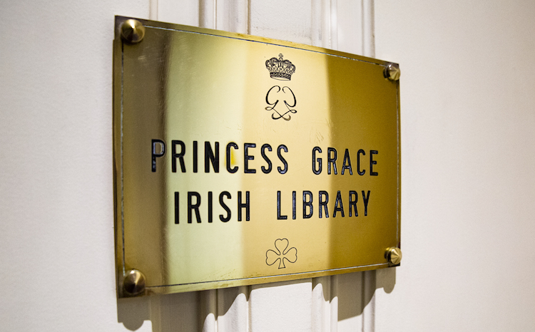 Princess Grace Irish Library