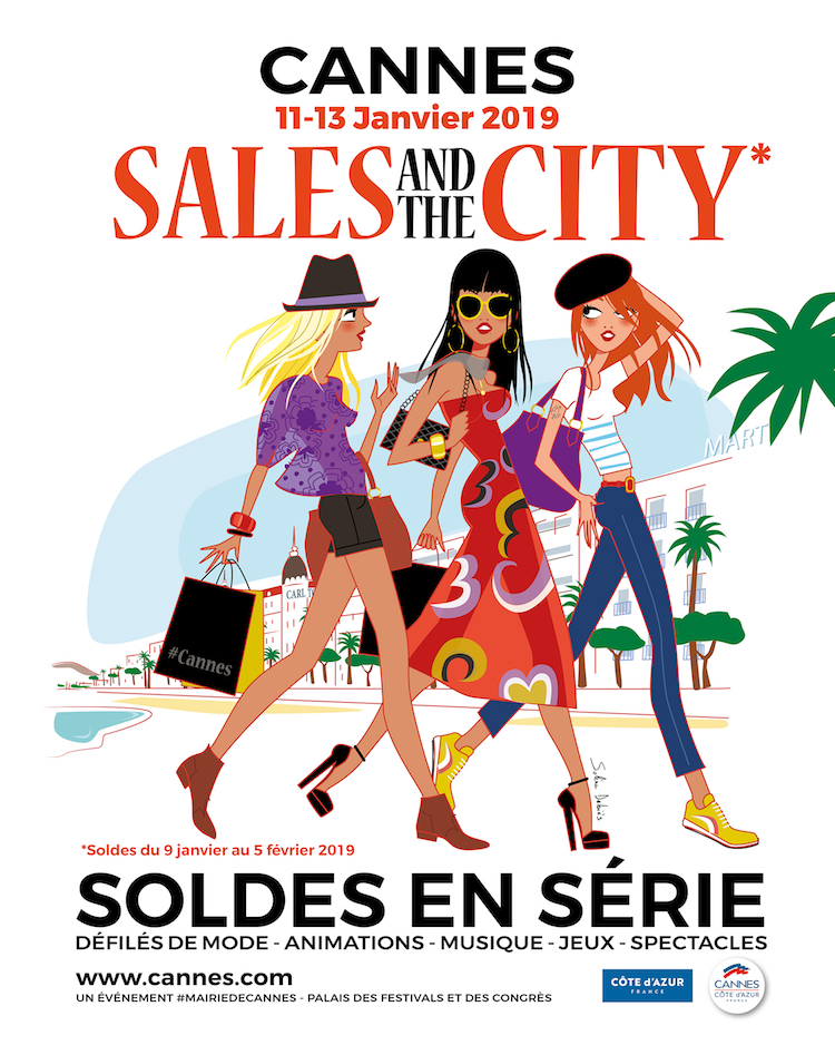 Winter Sales 2019 Cannes
