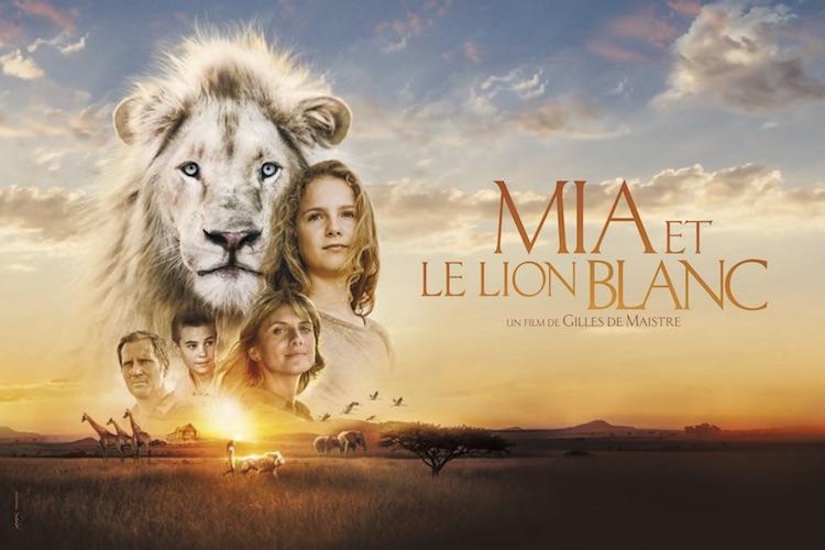 Mia et Le Lion Blanc poster