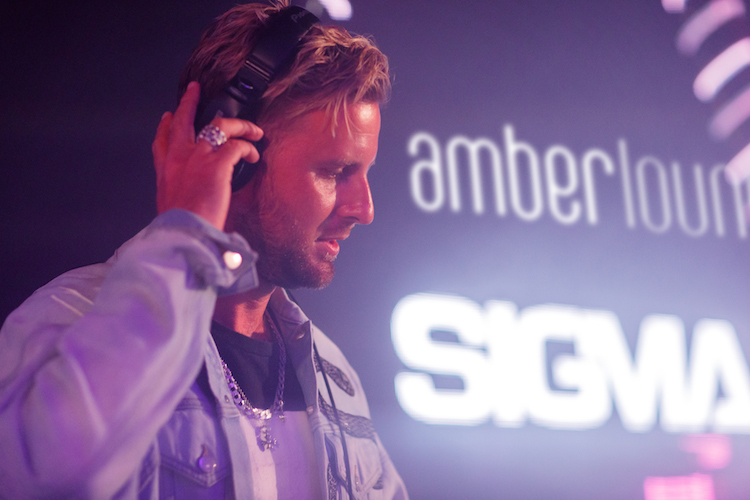Amber Lounge Monaco After Party - DJ Sigma