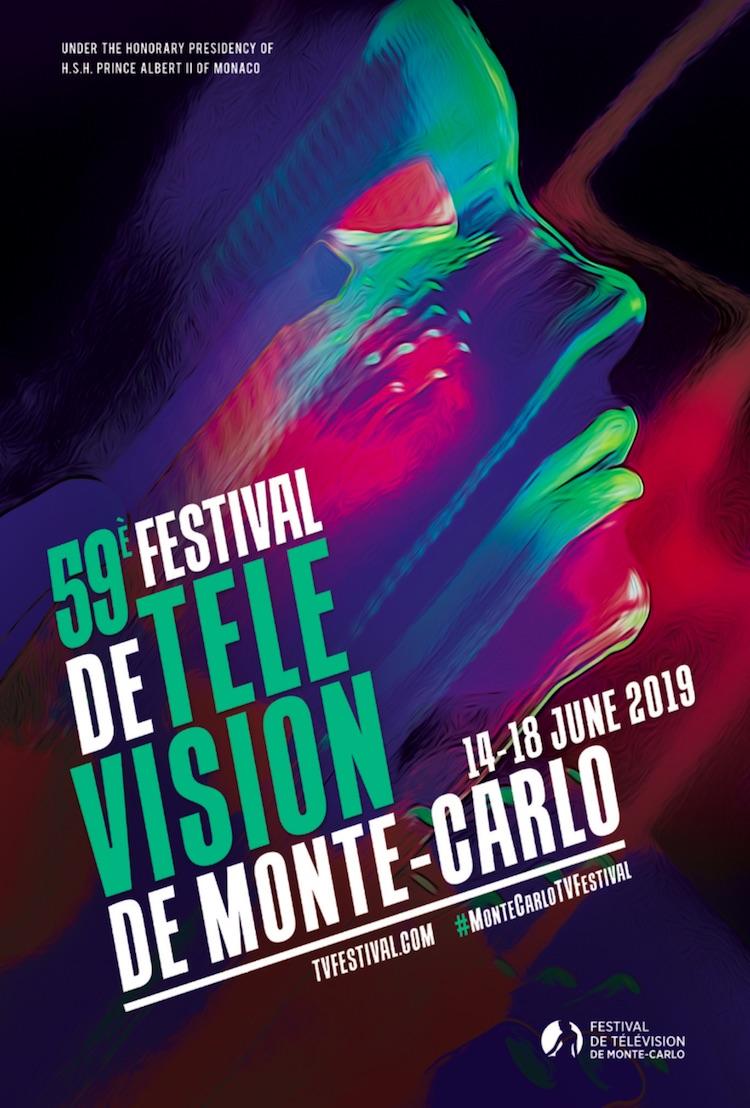 Mont-e-Carlo TV Festival poster 2019