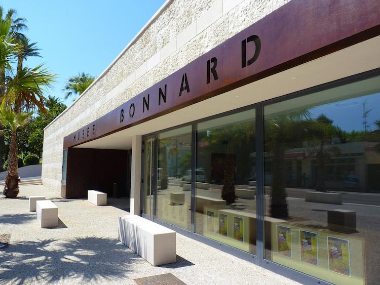 Musée Bonnard in Le Cannet