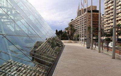 Grimaldi Forum Monaco
