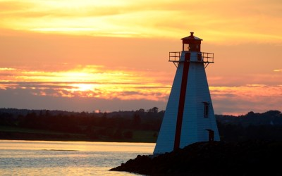 VICTORIA PARK LIGHTHOUSE PEI
