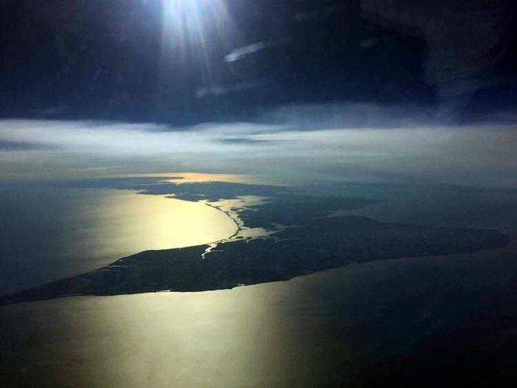 Prince Edward Island from the air - Photo: Steven MacDonald