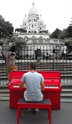 Steve Villa-Massone in Paris
