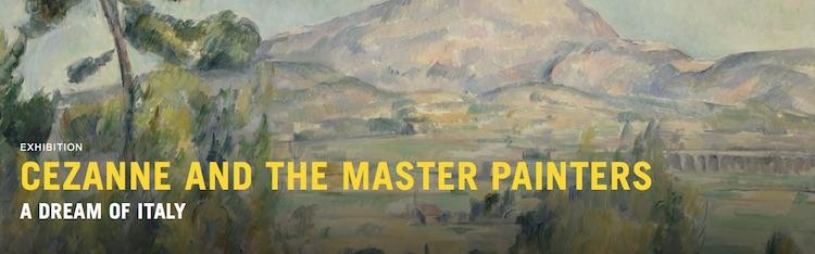 Cézanne expo Paris