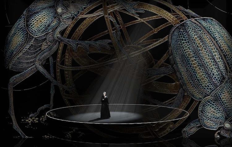 Akhnaten Opéra de Nice