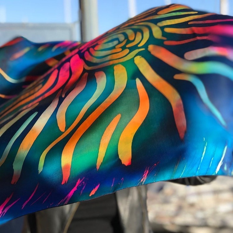 Ana Masse Silk Scarves