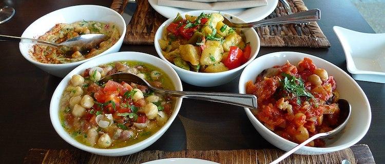 Lebanese food